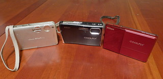Nikon Coolpix S Series