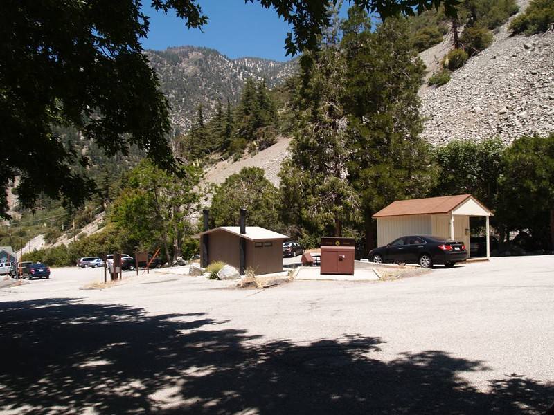 981 Back at the Icehouse Canyon parking lot