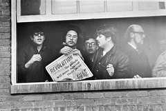 U of MD Building Occupation: April 1970