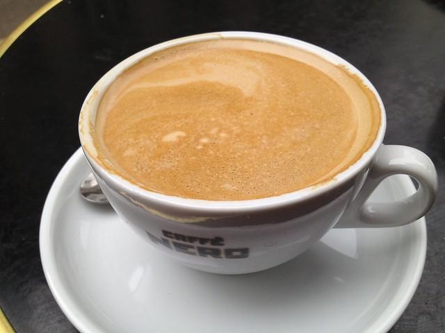Caffe latte - Caffe Nero