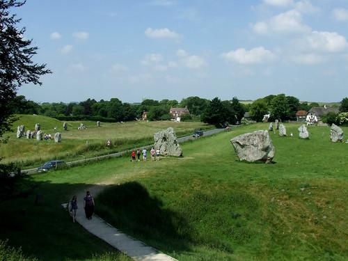 Avebury stones 15