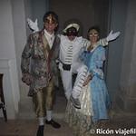 Viajefilos en el Carnaval de Venecia, cena de carnaval 06