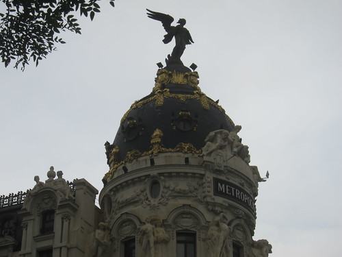 Edificio Metrópolis, Calle Alcalá esquina Gran Vía. Madrid