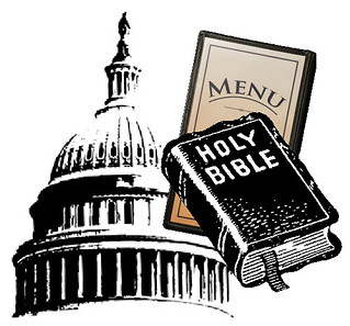 GOP Congrassman: God Wants the Poor to Starve