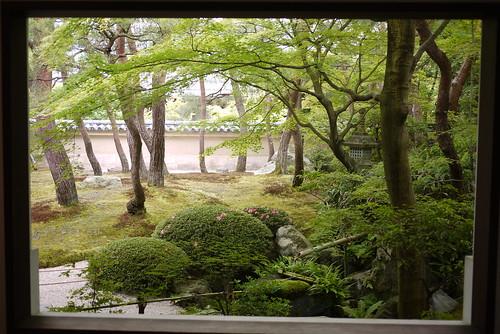 【島根。松江】我走在最美的畫裡。足立美術館10年第一日本美庭園殊榮 @ 結婚。幸福 :: 痞客邦