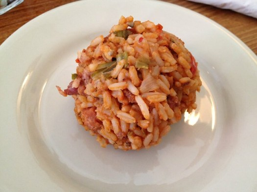 Charleston Red Rice at Hominy Grill, Charleston