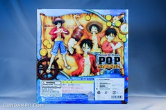 Monkey D. Luffy - P.O.P Sailing Again - Figure Review - Megahouse (2)