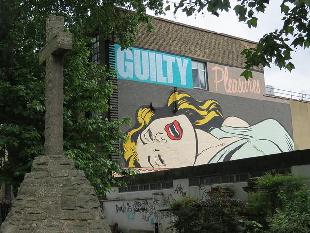 Guilty Pleasures - D*Face