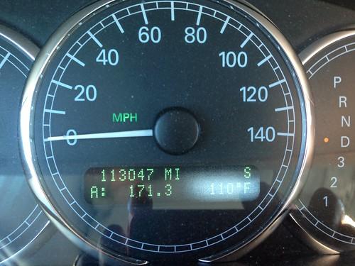 day180: triple digit weather, ugh!