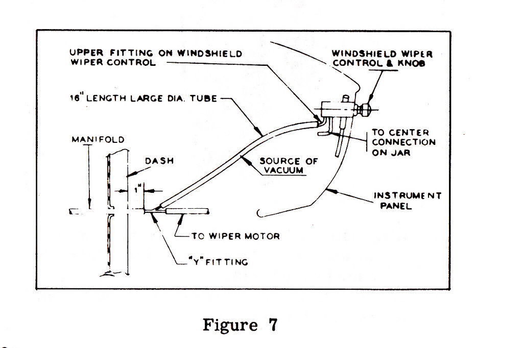 1950 Ford Wiper Vacuum Diagram, 1950, Free Engine Image
