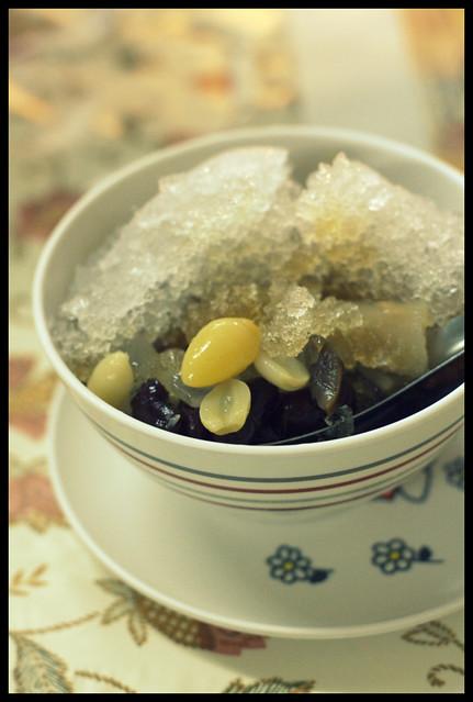 supper item 4 - thai dessert soup