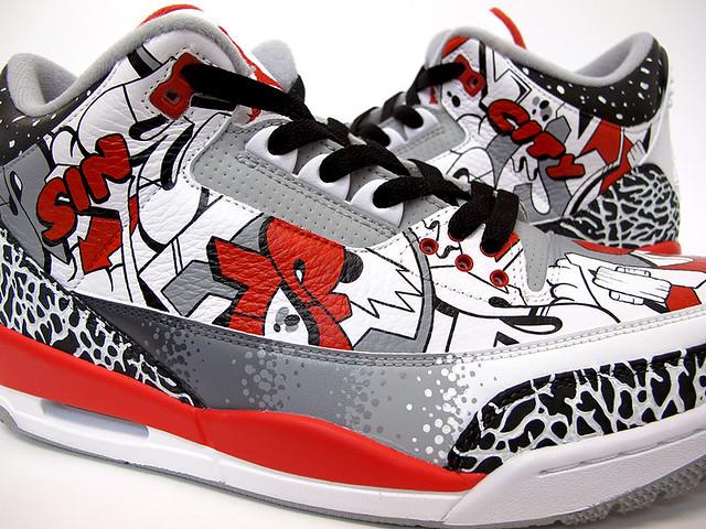 Air Jordan Sin City III