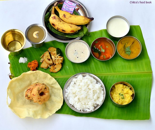 Lunch Menu Recipes South Indian