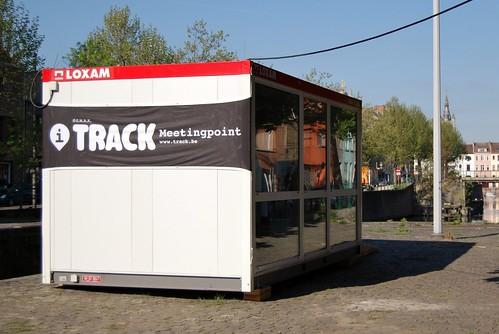 track, 't is gesloten, Hagelandkaai