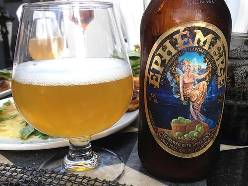 Ephemere Beer at Whist