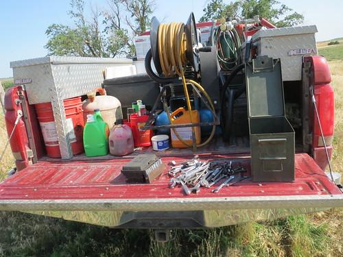 Z Crew: Tool Truck