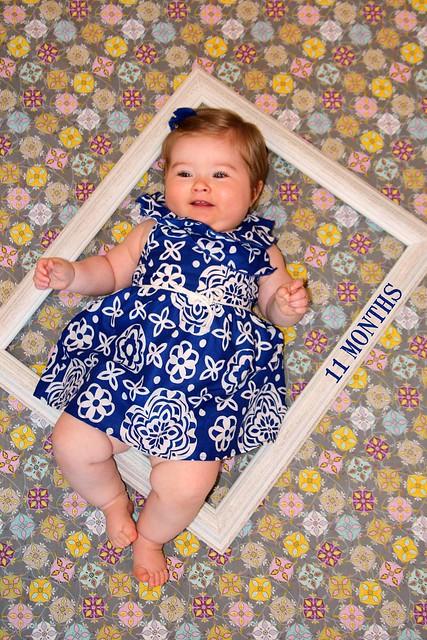 Harper at 11 months