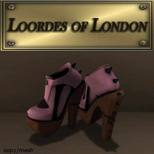 Loordes of London-FabFree Designer of The Day