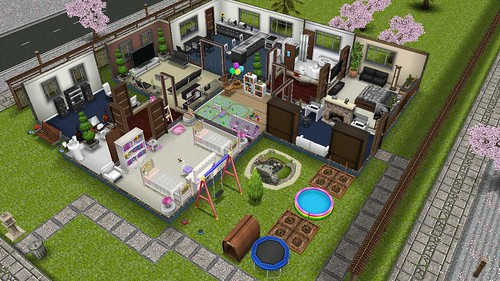 Pics Pre Made House Page 2 Unofficial Sims Freeplay Forum