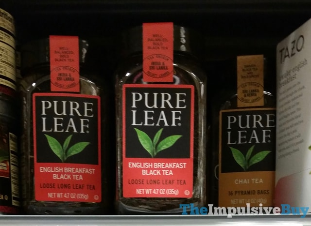 Pure Leaf English Breakfast Black Loose Long Leaf Tea