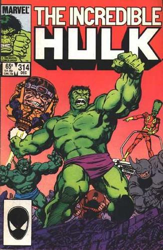Incredible Hulk #314