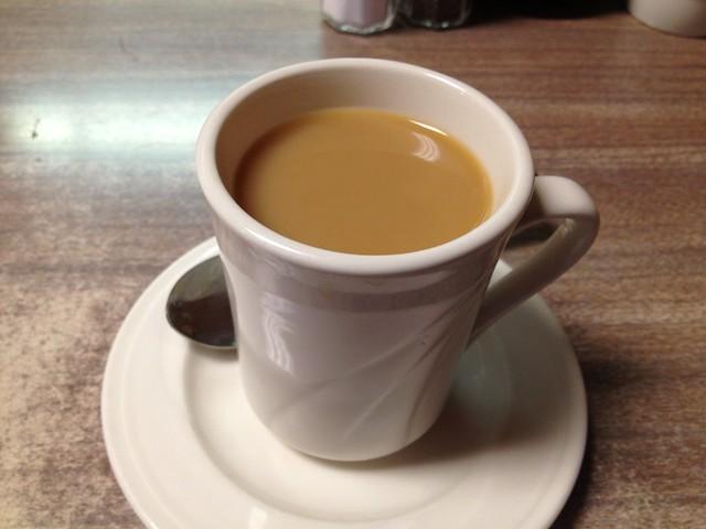 Coffee - Duarte's Tavern