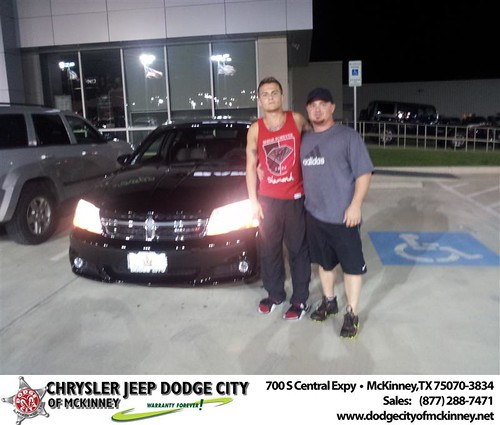 Happy Birthday to Maurice Brittain  from Villarreal Brent and everyone at Dodge City of McKinney! by Dodge City McKinney Texas