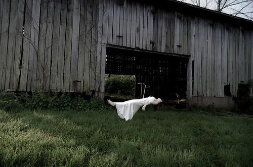 barn levitation
