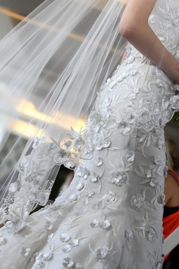 Oscar de la Renta Bridal 2013 87