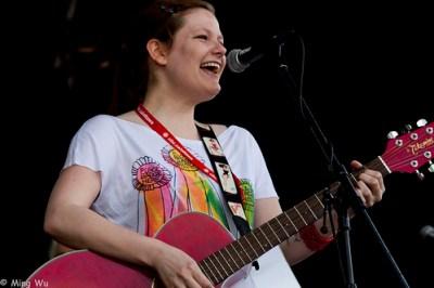 Tara Holloway @ Westfest 2012