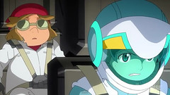 Gundam AGE 3 Episode 31 Terror! The Ghosts of the Desert Youtube Gundam PH 0015