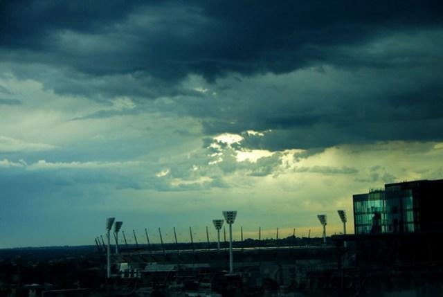 MCG Skyline