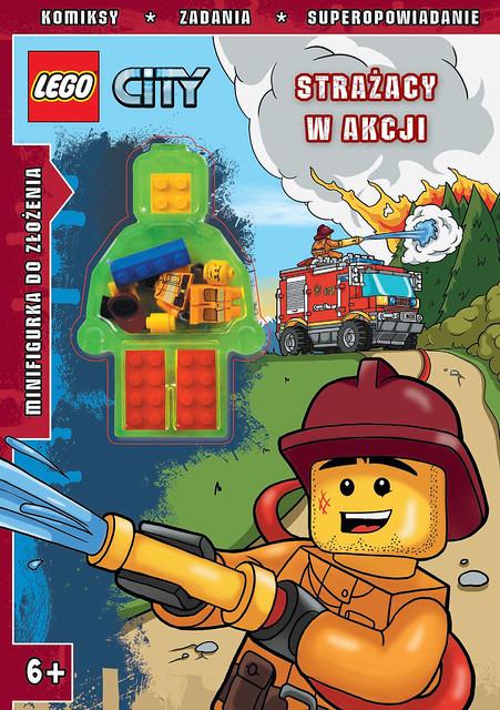 LEGO® City. Strażacy w akcji