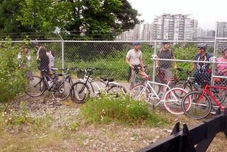 Lack of Bike Parking