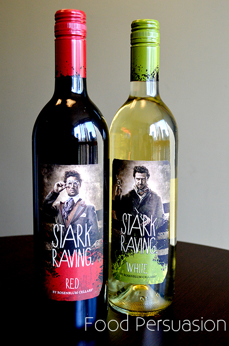 stark raving wine blends