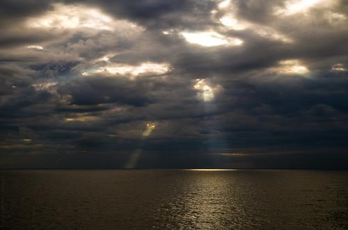 On the sea // 31 08 13