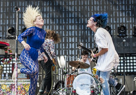 Grouplove Coachella