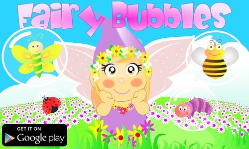 Joegames fairy bubbles