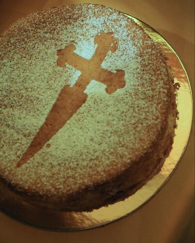 A cake at Lachi's