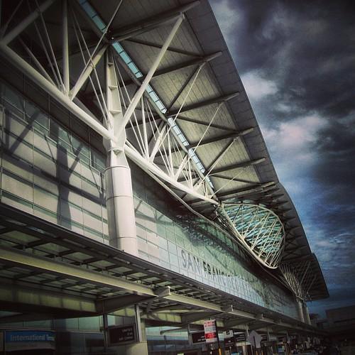 SFO International Terminal by @MySoDotCom