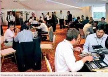 Desarrollo Proveedores - Rondas de Negocios 2012