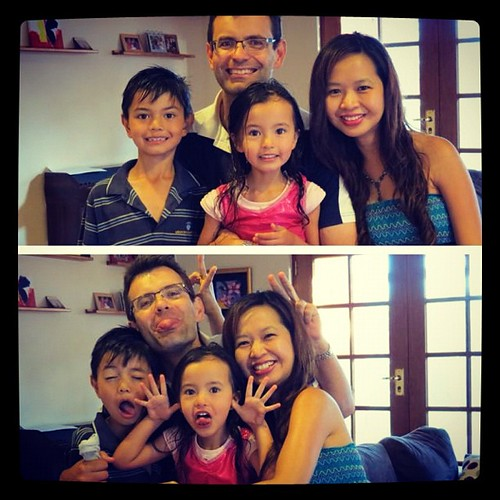 Week 13/52 (2012): Family Fun! :) <3