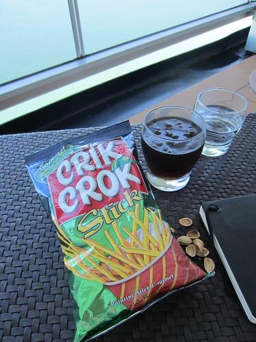 post-sicily snack