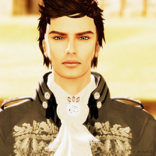 Mr Virtual World 2012 2nd Runner up by SilvanoKorobase