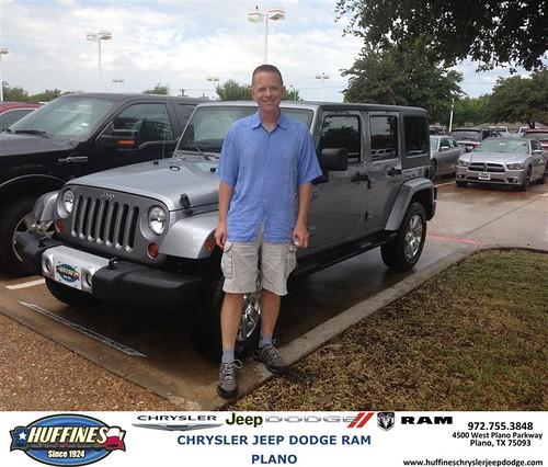 huffines chrysler jeep dodge ram plano texas customer reviews dealer testimonials scott. Black Bedroom Furniture Sets. Home Design Ideas