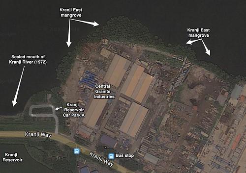 kranji east mangrove - Google Maps