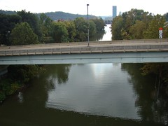 Bridge to Herr's Island - Oct. 5th 2013