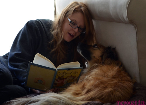 Reading with Zu
