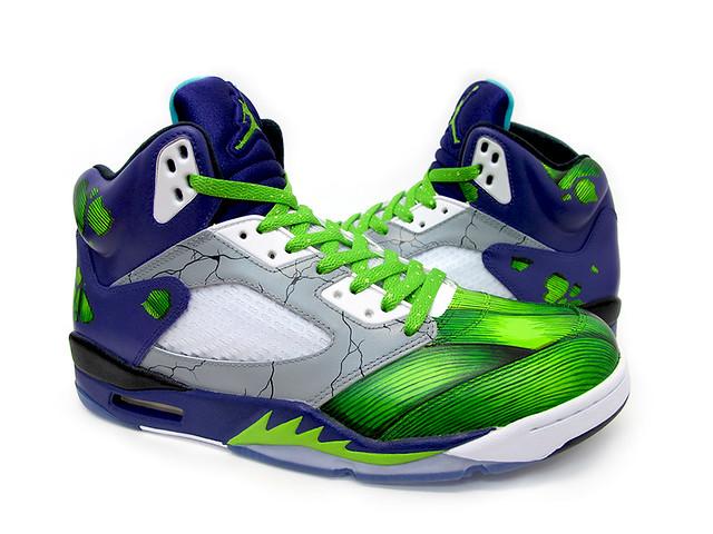 Air 'Smash' Jordan V