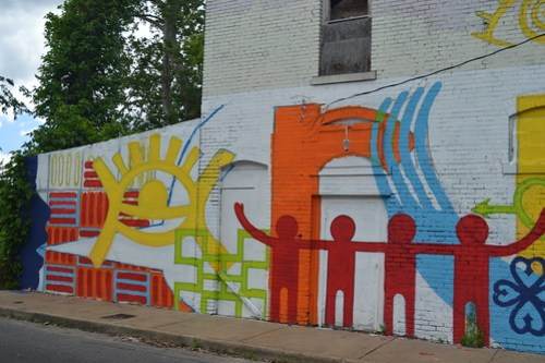 Decatur Street Mural 001